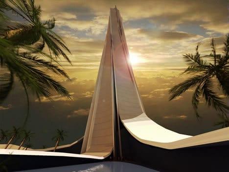 Wave Tower Dubai: Energy Efficient