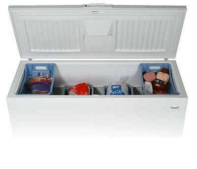 Whirlpool Chest Freezer: Energy Star Qualified